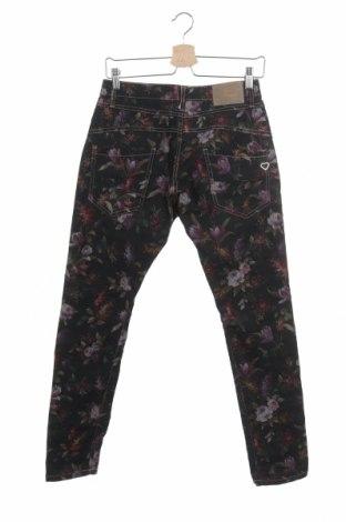 Дамски панталон Please, Размер XS, Цвят Многоцветен, 70% памук, 27% полиестер, 3% еластан, Цена 12,08лв.