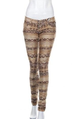 Γυναικείο παντελόνι Please, Μέγεθος S, Χρώμα Πολύχρωμο, 77% βαμβάκι, 21% πολυεστέρας, 2% ελαστάνη, Τιμή 6,03€