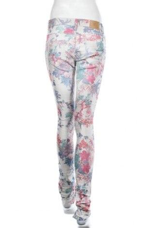 Дамски панталон Please, Размер M, Цвят Многоцветен, 75% памук, 22% полиестер, 3% еластан, Цена 20,64лв.