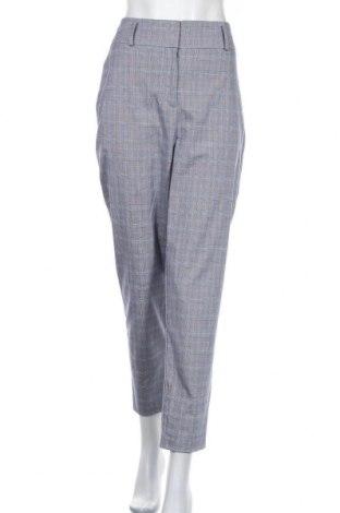 Дамски панталон Portmans, Размер M, Цвят Многоцветен, 66% полиестер, 32% вискоза, 2% еластан, Цена 10,42лв.