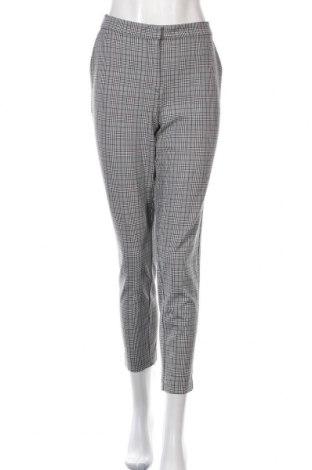 Дамски панталон Portmans, Размер L, Цвят Бял, 65% полиестер, 31% вискоза, 4% еластан, Цена 10,59лв.