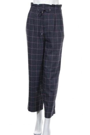 Дамски панталон Primark, Размер S, Цвят Син, 96% полиестер, 4% вискоза, Цена 16,75лв.