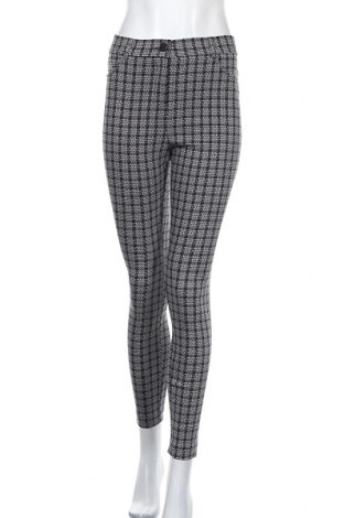 Дамски панталон Primark, Размер M, Цвят Черен, 77% вискоза, 20% полиамид, 3% еластан, Цена 18,90лв.