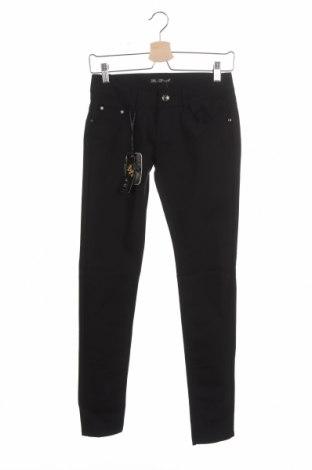 Дамски панталон R-Ping, Размер S, Цвят Черен, 95% памук, 5% еластан, Цена 15,54лв.