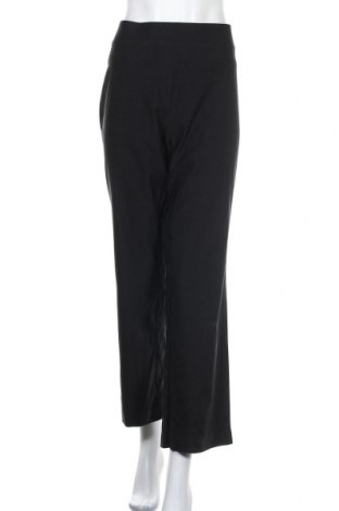 Дамски панталон Regatta, Размер XL, Цвят Черен, 76% вискоза, 20% полиамид, 4% еластан, Цена 7,09лв.
