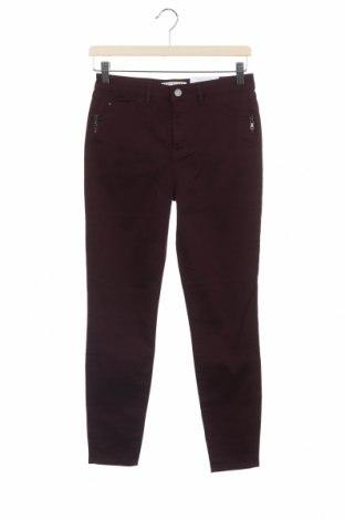 Γυναικείο παντελόνι Selected, Μέγεθος S, Χρώμα Βιολετί, Τιμή 9,82€