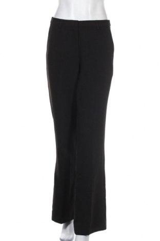 Дамски панталон Selected Femme, Размер S, Цвят Черен, 97% полиестер, 3% еластан, Цена 14,42лв.