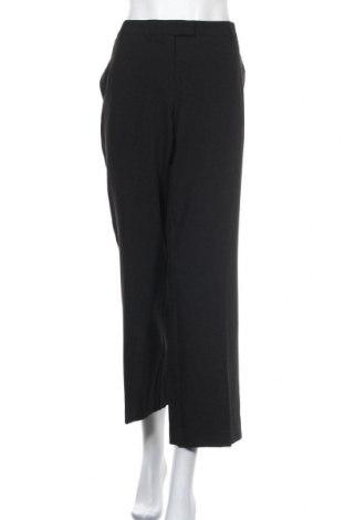 Дамски панталон Suzanne Grae, Размер L, Цвят Черен, 69% полиестер, 26% вискоза, 5% еластан, Цена 8,19лв.