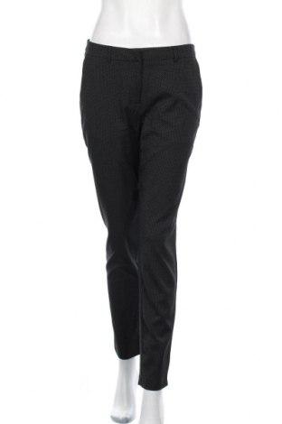 Дамски панталон Target, Размер M, Цвят Черен, Полиестер, вискоза, еластан, Цена 11,81лв.