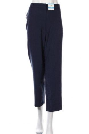 Дамски панталон Target, Размер XXL, Цвят Син, Полиестер, Цена 20,79лв.