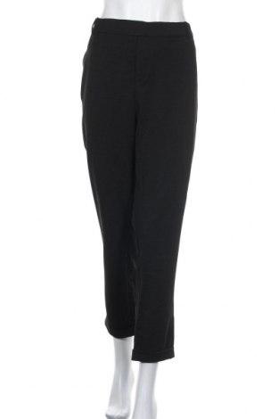 Дамски панталон Vero Moda, Размер XL, Цвят Черен, 62% полиестер, 33% вискоза, 5% еластан, Цена 44,25лв.