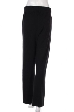 Дамски панталон Y.A.S, Размер L, Цвят Черен, 85% вискоза, 15% полиамид, Цена 21,61лв.