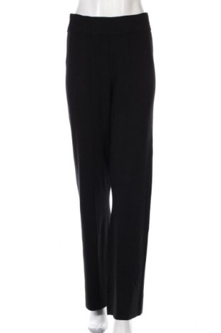 Дамски панталон Y.A.S, Размер M, Цвят Черен, 85% вискоза, 15% полиамид, Цена 21,61лв.