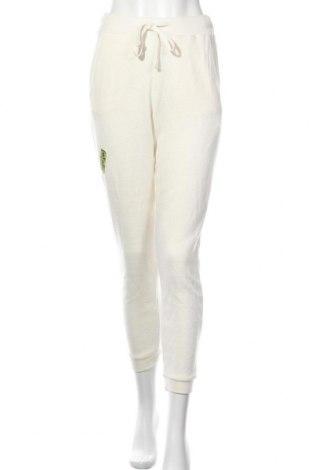 Дамски панталон Zara, Размер S, Цвят Екрю, 50% вискоза, 37% полиестер, 12% полиамид, 1% еластан, Цена 14,04лв.