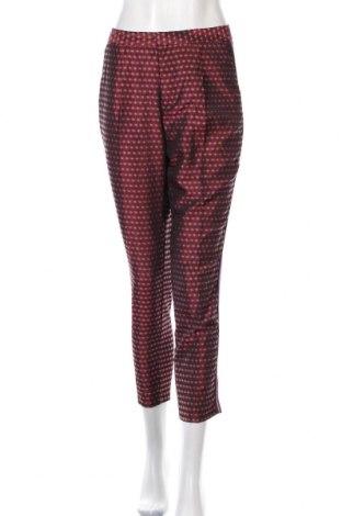 Дамски панталон Zara, Размер S, Цвят Червен, Полиестер, Цена 27,00лв.