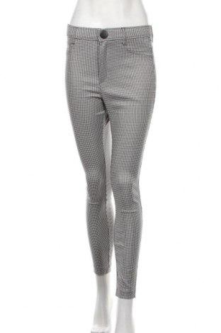 Дамски панталон Zara, Размер M, Цвят Черен, 85% полиестер, 12% вискоза, 3% еластан, Цена 11,97лв.