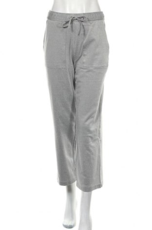Дамски панталон Zara Trafaluc, Размер S, Цвят Сив, 80% вискоза, 18% полиестер, 2% еластан, Цена 11,34лв.