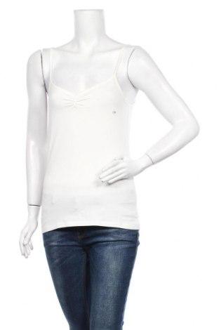 Dámské tilko  People Tree, Velikost L, Barva Bílá, 95% bavlna, 5% elastan, Cena  136,00Kč