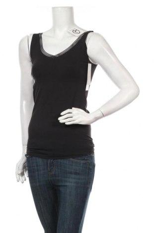 Γυναικείο αμάνικο μπλουζάκι Triumph, Μέγεθος M, Χρώμα Μαύρο, 80% πολυαμίδη, 20% ελαστάνη, Τιμή 12,06€