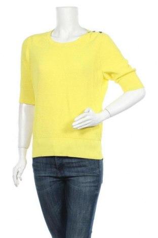 Дамски пуловер, Размер M, Цвят Жълт, Цена 11,50лв.