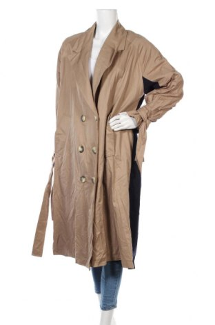 Dámský přechodný kabát  Zara, Velikost S, Barva Béžová, 71% bavlna, 29% polyester, Cena  468,00Kč