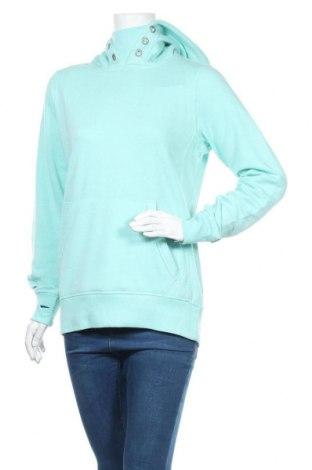 Dámská mikina  MyMO, Velikost L, Barva Modrá, 65% polyester, 35% bavlna, Cena  370,00Kč