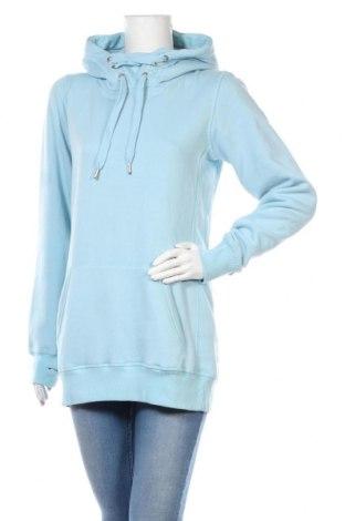 Dámská mikina  MyMO, Velikost XL, Barva Modrá, 65% polyester, 35% bavlna, Cena  396,00Kč