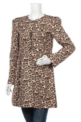 Дамско палто, Размер L, Цвят Бежов, Цена 11,03лв.