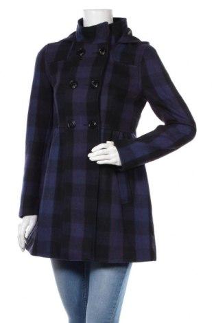 Dámský kabát  H&M Divided, Velikost M, Barva Fialová, 60% vlna, 30% polyester, 10% vlákno, Cena  702,00Kč