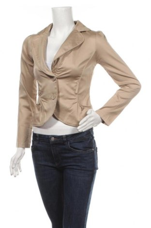 Дамско сако Ambiance, Размер S, Цвят Бежов, 97% памук, 3% еластан, Цена 7,09лв.