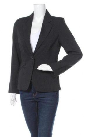 Дамско сако Biaggini, Размер L, Цвят Черен, 93% полиестер, 7% вискоза, Цена 8,40лв.