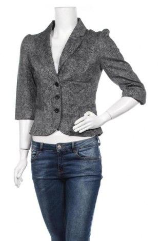 Дамско сако Hot Options, Размер S, Цвят Сив, Памук, еластан, Цена 6,47лв.