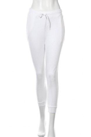 Pantaloni trening de femei Even&Odd, Mărime S, Culoare Alb, 60% bumbac, 40% poliester, Preț 38,95 Lei