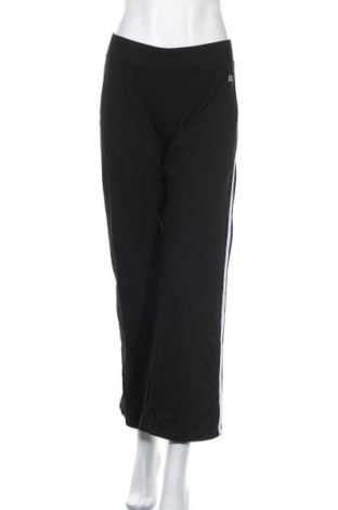 Дамско спортно долнище Henry I. Siegel, Размер L, Цвят Черен, 95% памук, 5% еластан, Цена 15,39лв.