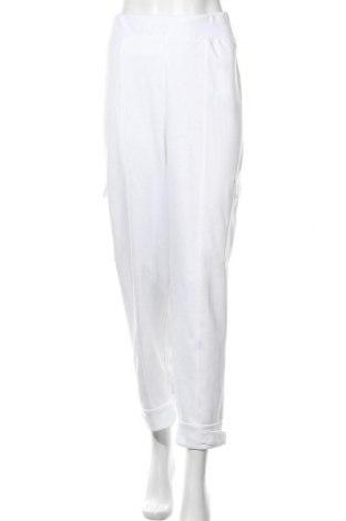 Dámské tepláky Nike, Velikost L, Barva Bílá, 98% polyester, 2% elastan, Cena  1000,00Kč