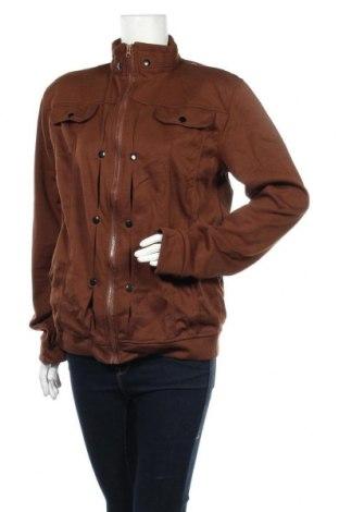 Дамско яке, Размер L, Цвят Кафяв, Цена 10,76лв.