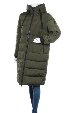 Дамско яке MOS MOSH, Размер L, Цвят Зелен, Полиестер, Цена 163,60лв.