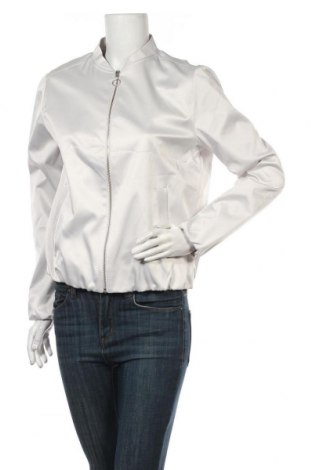 Дамско яке Someday., Размер S, Цвят Сив, 97% полиестер, 3% еластан, Цена 7,78лв.