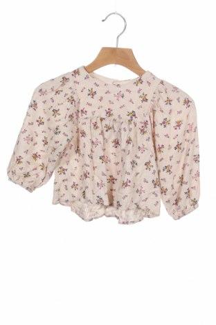 Bluză pentru copii Zara, Mărime 18-24m/ 86-98 cm, Culoare Roz, Viscoză, Preț 40,00 Lei