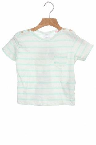 Παιδική μπλούζα Zara, Μέγεθος 12-18m/ 80-86 εκ., Χρώμα Λευκό, Βαμβάκι, Τιμή 2,50€