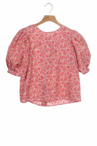Детска блуза Zara, Размер 10-11y/ 146-152 см, Цвят Розов, Полиестер, Цена 12,80лв.