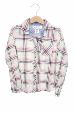 Детска риза H&M L.O.G.G., Размер 6-7y/ 122-128 см, Цвят Многоцветен, Памук, Цена 5,30лв.