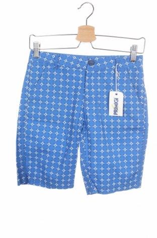 Детски къс панталон Primigi, Размер 9-10y/ 140-146 см, Цвят Син, 100% памук, Цена 34,50лв.