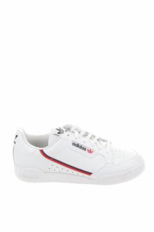 Dětské boty  Adidas Originals, Velikost 36, Barva Bílá, Pravá kůže, Eko kůže, Cena  605,00Kč