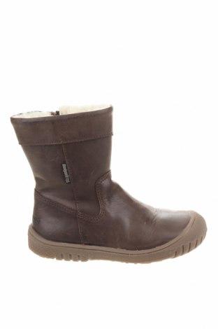 Παιδικά παπούτσια Bundgaard, Μέγεθος 28, Χρώμα Καφέ, Γνήσιο δέρμα, Τιμή 18,62€