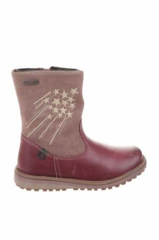 Dětské boty  El Naturalista, Velikost 27, Barva Fialová, Přírodní velur , pravá kůže, Cena  726,00Kč