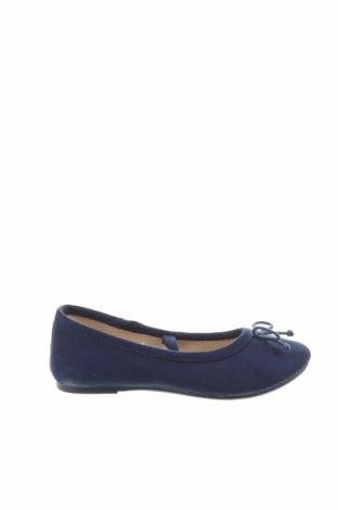 Детски обувки Lefties, Размер 27, Цвят Син, Текстил, Цена 6,44лв.