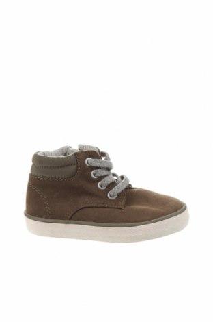 Детски обувки Lefties, Размер 21, Цвят Зелен, Текстил, Цена 10,80лв.