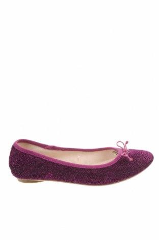Детски обувки Lefties, Размер 36, Цвят Лилав, Текстил, Цена 10,20лв.