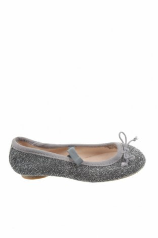 Детски обувки Lefties, Размер 24, Цвят Сребрист, Текстил, Цена 8,50лв.